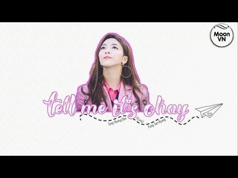 [VIETSUB] LUDONPH YONGJUNKO (Doni, Yong Jun Hyung, Luna) - Tell me It's Okay