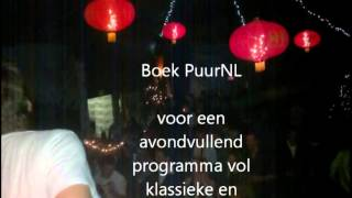 Bekijk video 2 van Puur NL op YouTube