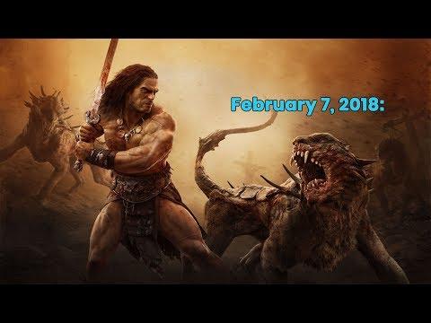 Conan Exiles Dev Stream - Re-balancing, VOIP, Testlive