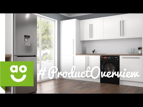 Hotpoint Washing Machine RPD9467JKK Product Overview | ao.com