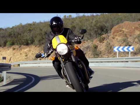 2017 Triumph Street Cup and Street Scrambler Review