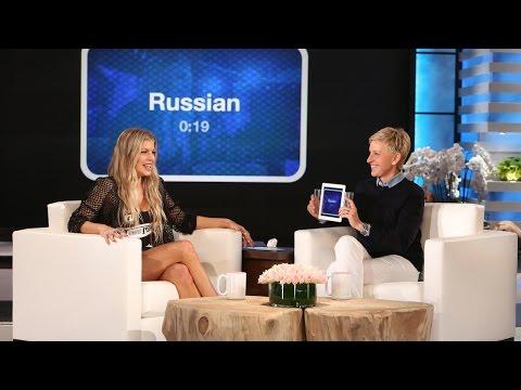Baixar Ellen and Fergie Play 'Heads Up!'