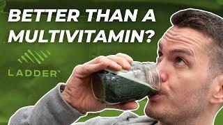 Ladder Greens Review - Better Than a Multivitamin?