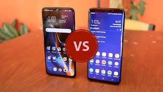 OnePlus 6T vs Samsung Galaxy S9+ | Close Call!