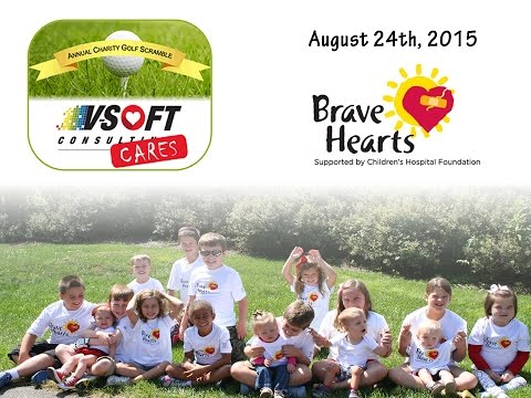 V-Soft Cares Scramble for the Brave Hearts | August 24, 2015