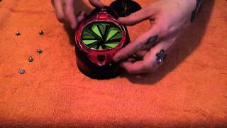 Exalt Rotor FastFeed, Lime