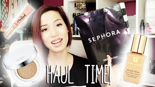 saaammage – Haul Time! | Favorite BB Cream & New Products