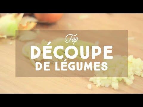 Top spécial Découpe de légumes 2