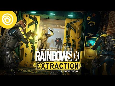 Tom Clancy's Rainbow Six Extraction Xbox