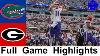 #8 Florida vs #5 Georgia Highlights | College Football Week 10 | 2020 College Football Highlights