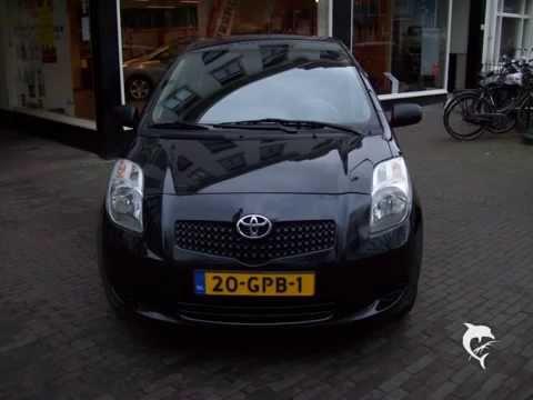 Tweedehands Toyota Yaris incl. BOVAG-garantie en NAP te koop! Bij Vakgarage Autoweerd Utrecht
