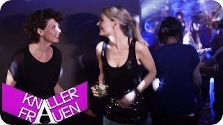Knallerfrauen im Club