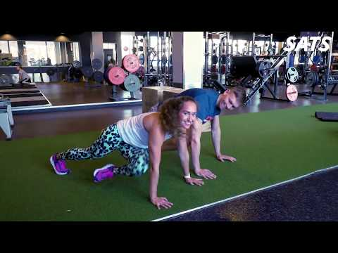 Partner workouts | Cardio workout | SATS