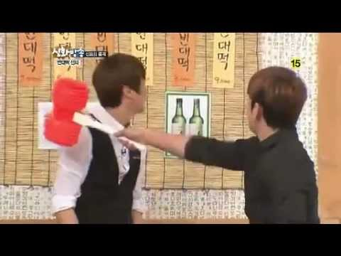 [cut] SHINBANG - MinSyung chamchamcham(참참참)
