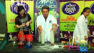 CHInoy Active: Mad Science
