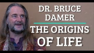 Simulation | TransTech #244 Dr. Bruce Damer - The Origins of LIFE
