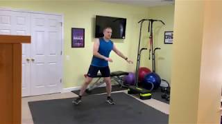 Insanity Christmas Gift: A 30 Minute High Intensity Interval Workout