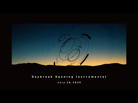 【BGM】Daybreak Opening Instrumental