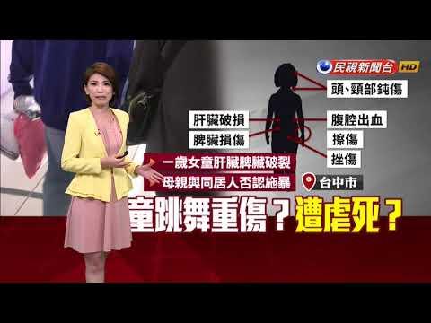 台中1歲女童疑遭虐死 生母稱:她跌倒-民視新聞