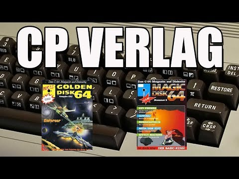 TOP 10 CP VERLAG COMMODORE 64