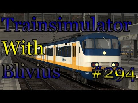 Sprinter 7453 naar Rhenen - Train Simulator 2017 #294