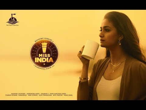 Miss India Title Reveal Teaser