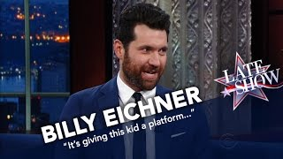Billy Eichner Announces He Will Perform At Trump's Inauguration
