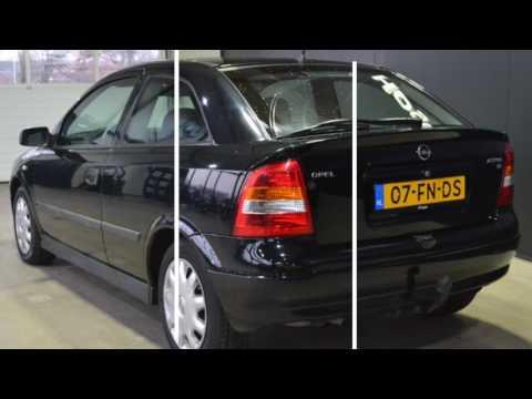 Opel Astra 1.6 CLUB Stuurbekrachtiging Elektr. ramen Nieuwe APK Inruil mogelijk