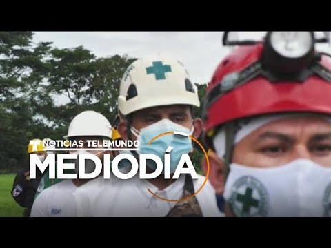 El Salvador envía ayuda a los damnificados por el huracán Eta en Centroamérica | Noticias Telemundo