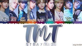 STRAY KIDS - 'TMT' (별생각) Lyrics [Color Coded_Han_Rom_Eng]
