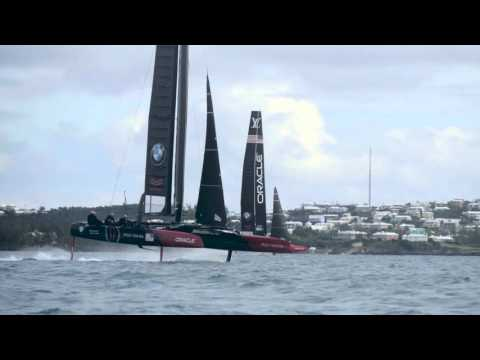 ORACLE TEAM USA #TechTuesday - 3D printing