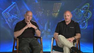 Interview with Scott and Mark Kelly (PART 2)