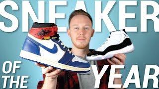 TOP 10 Best Sneakers of 2018: Sneaker of the Year 2018
