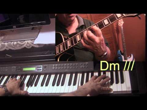 SWAY - Piano & Guitar cover Cha Cha - Yvan Jacques