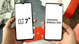 OnePlus 7T vs Samsung Galaxy S10 Plus - Speed Test!