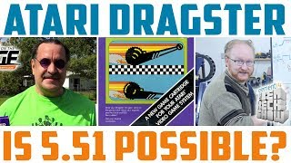 Atari Dragster World Record Part 1: Building the Hardware