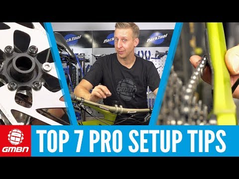 7 Pro Tips For The Ultimate Custom MTB Setup | Mountain Bike Maintenance