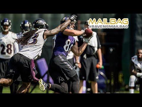 Will Dennis Pitta Make 53-Man Roster With New Injury? | #RavensMailbag | Baltimore Ravens
