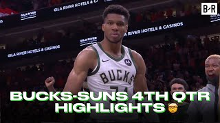 Bucks-Suns Wild Ending In Game 5 of the NBA Finals