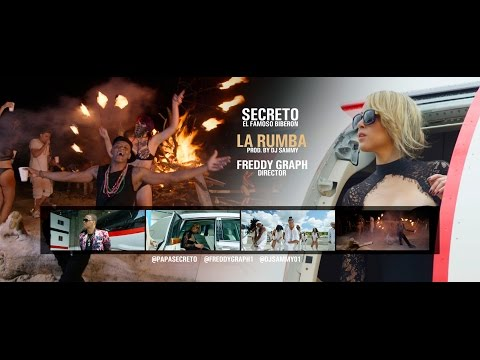 Secreto El Famoso Biberon - La Rumba (Video Oficial)