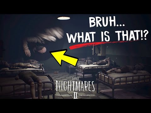 FUNNY   THE LITTLE NIGHTMARES 2   PART 5