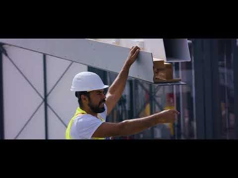 Volvo Pavilion – Making off