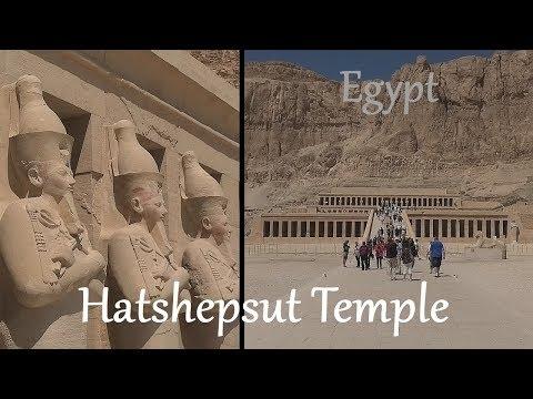 EGYPT: Hatshepsut Temple (Deir el-Bahari) - Luxor