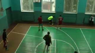 Турнір з міні-футболу, 18 школа. Стебник