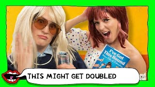 MEETING OUR DOPPELGANGERS with Grace Helbig & Mamrie Hart