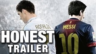 THE NEW !!!!  Honest Trailer FIFA 2015