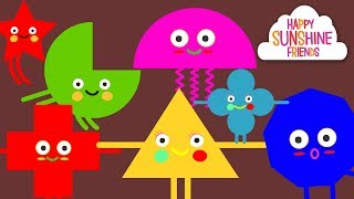 Shapes for Kids   Shapes learning for kids