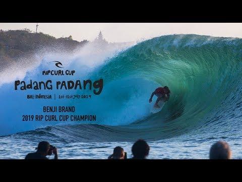 2019 Rip Curl Cup Padang Padang Highlights