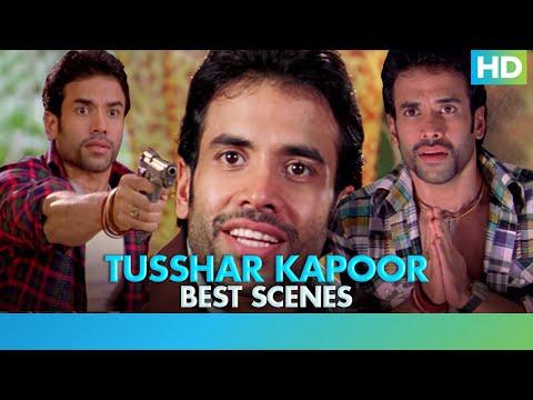 Tusshar Kapoor - Best Scenes | Golmaal 3 - Funny Comedy Scenes