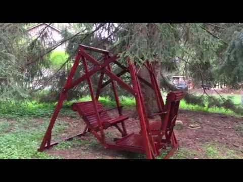 Check out our Classic Garden Swing